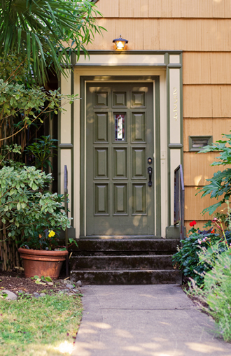 Natural Healing Arts NE Portland Oregon Front Door